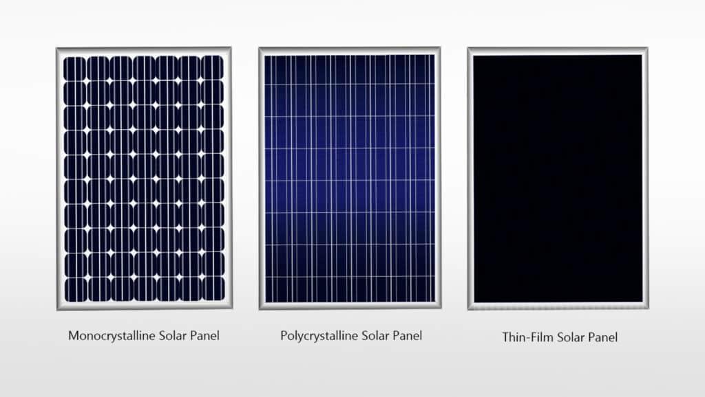 Solar-Panel-Types