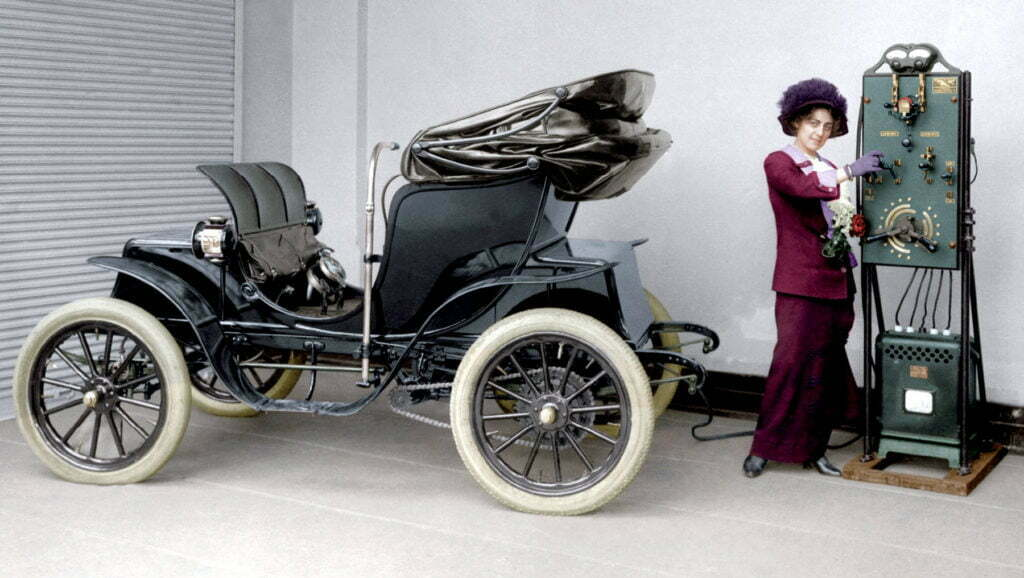 The-History-Of-EV-Charging