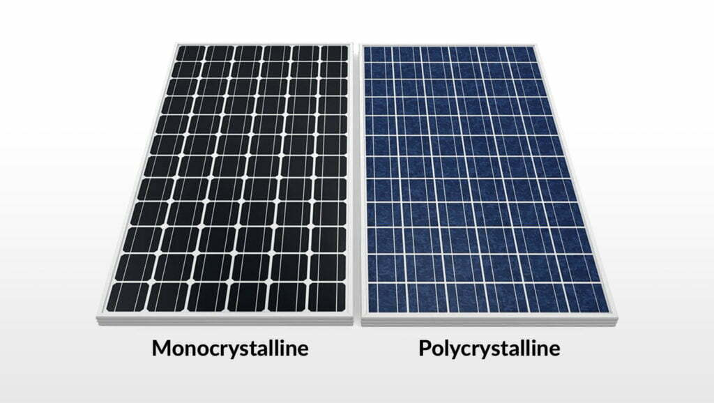 Monocrystalline-And-Polycrystalline-Solar-Panels